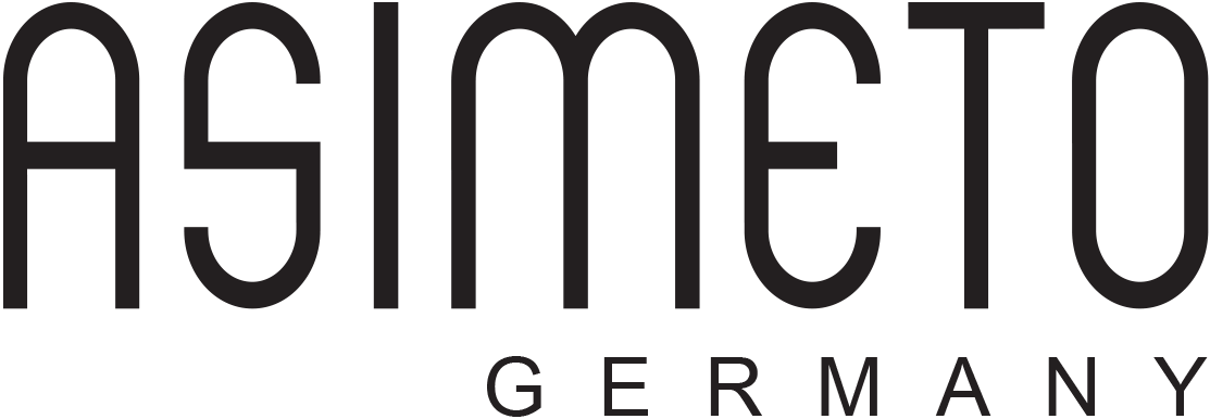ASIMETO Germany Online Shop-Logo